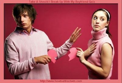 Break Up With My Boyfriend