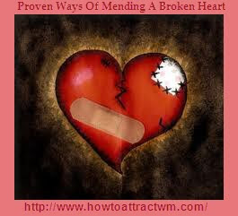 Proven Ways Of Mending A Broken Heart