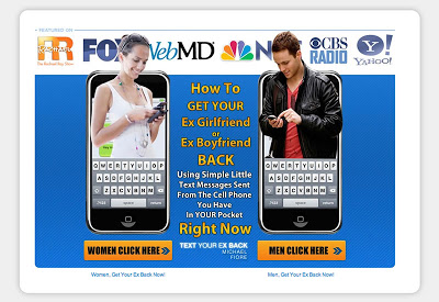 Get Your Ex Girlfriend Back With TEXT Messages?